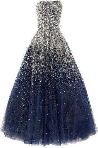 New Arrival Ball Gown Prom Dresses,Floor-Length Prom Dresses,Sweet 16 dresses,Graduation Gowns,sparkle prom Dresses