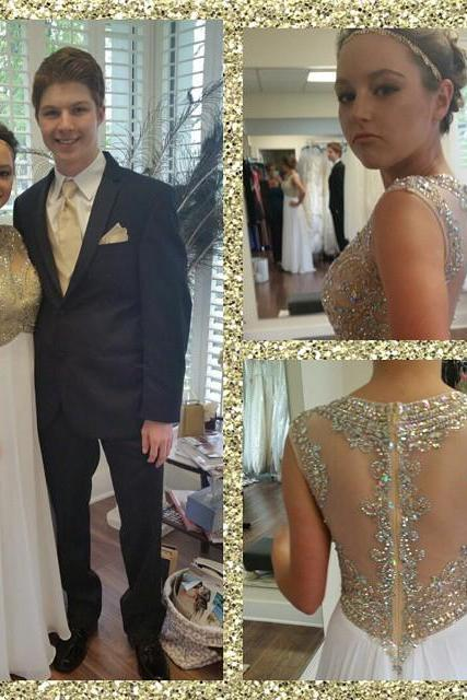 Charming Prom Dress,Sexy High Neck Prom Gowns,See Through Prom Dress,Long Evening Dress,Formal Prom Paty Women For Teens,Graduation Dress