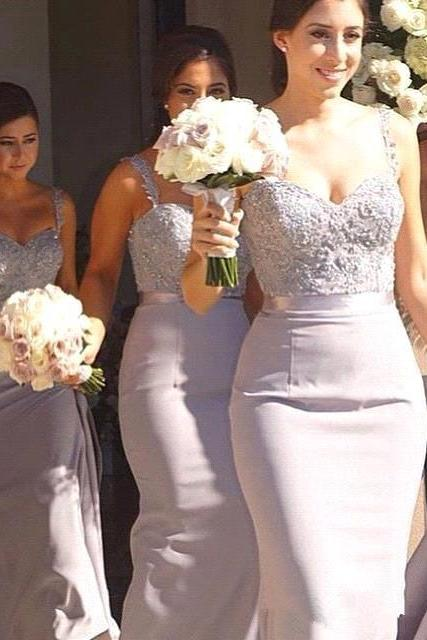 bridesmaid Dress,Mermaid Bridesmaid Dresses,Sexy Bridesmaid Dresses , Evening Dress