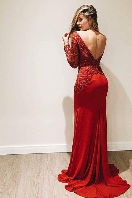 Prom Dress,Sexy Prom Dress, Mermaid Prom Dress,Sexy Prom Dress, party Dress,Long Evening Dress, Prom Evening Dress,Sexy Woman Dress for Prom