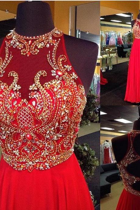 New Arrival Long Red Prom Dresses,Red Prom Dress,Prom Dress,a line Evening Dress,Women Dress