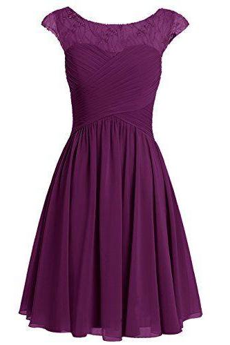 Homecoming Dress ,Short Homecoming Dresses,Grape Homecoming Gowns,Sweet 16 Dress,Grape Homecoming Dresses,2017 Party Dress