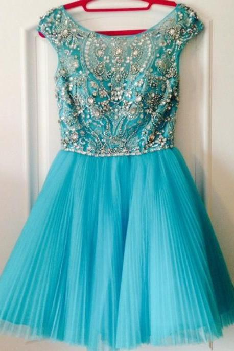 Charming Homecoming Dresses,Beading Graduation Dresses ,Homecoming Dress,Short/Mini Homecoming Dress