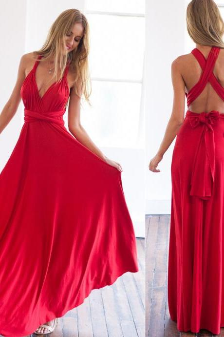 Long prom dresses,sexy evening gowns,red prom gowns,simple prom gowns,2017 new style fashion mermaid prom gowns